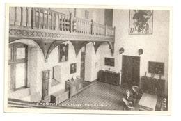 SPONTIN - Le Château, Hall D'entrée - Yvoir
