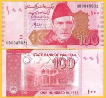 Pakistan 100 Rupees P-48 2019(2) New Signature UNC Banknote - Pakistán