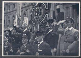 Deutschland Erwacht Sammelwerk Nr. 8: Sammelbild Nr. 146, Gruppe 33, Deutsches Turnfest 1933 In Stuttgart - Cigarette Cards