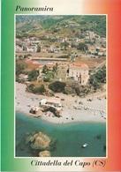 Post Card - Bonifati - Cittadella Del Capo (CS) Veduta Aerea - Cosenza