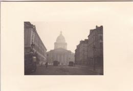 PHOTO ORIGINALE 39 / 45 WW2 WEHRMACHT FRANCE PARIS VUE SUR LES INVALIDES - Guerre, Militaire