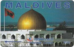 Maldives - Dhiraagu (GPT) - Grand Mosque - 164MLDC - Used - Maldives