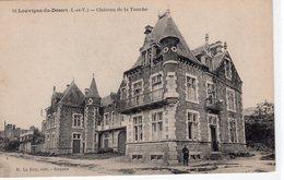 Louvigné-du-désert (35) - Le Château De La Touche. - Autres Communes