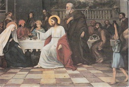Cana - Santuario Della Mediazione Di Maria, Moomen 1881 - Gerusalemme - Viag. 1995 Per Bergamo - Israele