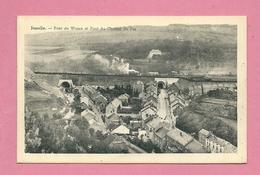 C.P. Jemelle = Pont De WAME Et Pont Du CHEMIN  De  FER - Rochefort