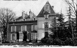 Feulavay à Vitré (35) - Château Du Pontavice. - Autres Communes
