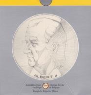 PIECES - MONNAIES - Coffret Du 2000 MILLENNIUM - ALBERT - Sammlungen
