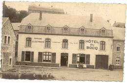 SPONTIN - Hôtel Du Bocq, Garage électricité, Essence, Tél: N° 12. Voir Le Dos, Carte Mère. - Yvoir