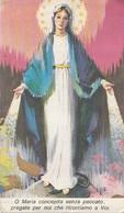 O Maria Concepita Senza Peccato Pregate Per Noi Che Ricorriamo A Voi - Viag. 1989 Per Bergamo - Vergine Maria E Madonne