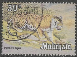 Malaysia. 1979 Animals. 30c Used. SG 190 - Malaysia (1964-...)