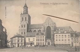 Tirlemont, Tienen, Eglise, 2 Scans - Tienen
