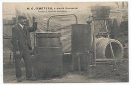 ANAIS ( 16 - Charente ) - Mr GUICHETEAU - Loueur D'Alalmbics Ambulants - TTB Etat - France