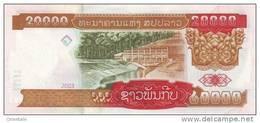 LAOS P. 36b 20000 K  2003  UNC - Laos