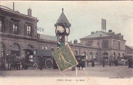 CREIL - La Gare - Creil