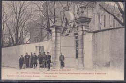 Bourg-de-Péage : Pensionnat  Des Maristes Ayant Voyagé, TB - France