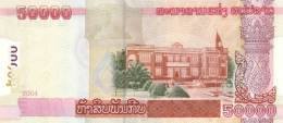 LAOS P. 38 50000 K  2004  UNC - Laos