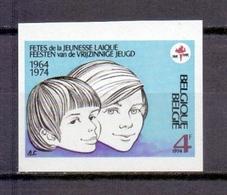 1717 Vrijzinnige Jeugd ONGETAND POSTFRIS**  1974 - Belgium