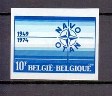 1712 Navo ONGETAND POSTFRIS**  1974 - Belgien