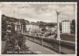 Porretta Terme - Giardini Pubblici - Particolare - Bologna - H6241 - Bologna