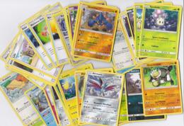 Cartes POKEMON - Lot De 38 Cartes Diverses - Pokemon