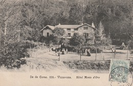 20  VIZZAVONA      HOTEL MONTE D ORO - France