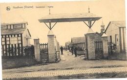 Houthem NA1: Sanatorium. Ingang 1928 - Veurne