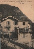 In Valsesia - Fobello - Albergo Ristorante Della Stella - G. Zanfa, Varallo - Vercelli