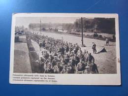 Carte Postale Prisonniers Allemands Faits Dans La Somme - Reggimenti