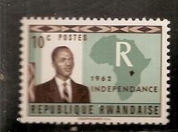 RWANDA     NEUF ** - Rwanda
