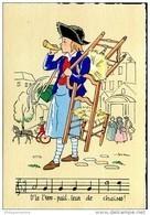 Jack - Les Petits Marchands De La Rue : Le Rempailleur De Chaises - Editions Barré & Doyez - Autres Illustrateurs