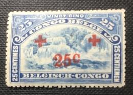OBP 75 - Congo Belge