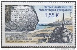 TAAF 2014 Yvert 692 Neuf ** Cote (2017) 4.50 Euro Pointe De La Recherche - Terres Australes Et Antarctiques Françaises (TAAF)