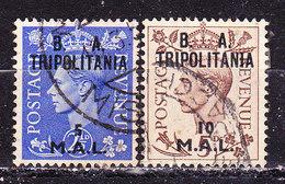 Tripolitania 1948-usati Simili - Grossbritannien (alte Kolonien Und Herrschaften)