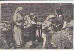 CPA - - L'Oeuvre Du Petit Paquet  -  Illustration De Claude Firmin :  Achat Immédiat - ( Cd027 ) - Guerre 1914-18
