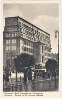 Poland Polska Warszawa Varsovie Bank Gospodarstwa Krajowego, Banque De L'Economie National - Pologne
