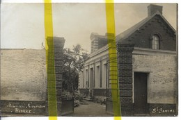 59 NORD SAINT SAULVE Canton VALENCIENNES CARTE PHOTO ALLEMANDE MILITARIA 1914/1918 WK1 WW1 - Other Municipalities