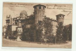 TORINO - PALAZZO MADAMA 1923  VIAGGIATA FP - Autres