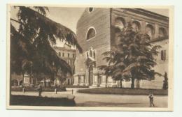 PADOVA - PIAZZA PETRARCA - CHIESA DEL CARMINE - NV   FP - Padova (Padua)