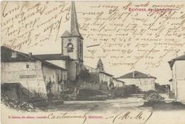 Mattexey       Vue Interieure    L'Eglise - Francia