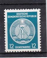 DDR, Dienst: Nr. 20** (T 14348) - Oficial