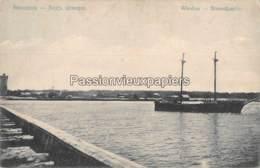 VENTSPILS WINDAU WINDAWA 1916 STRANDPARTIE (Feldpost) - Letland