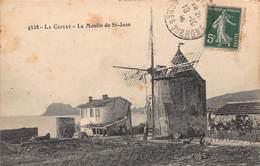 CPA La Ciotat - Le Moulin De St-Jean - La Ciotat