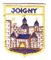 Ecusson Tissu - Joigny (89) - Blason - Armoiries - Héraldique - Ecussons Tissu