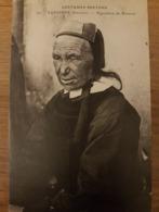 Audierne Environs.bigoudenne De Plozévet.coiffe Costume Breton.édition ELD 167 - Plozevet