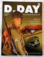 Livre D-Day Normandie Armes Uniformes Matériels - 1939-45