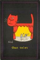 Chat - Illustrateur Siné - Chatelet - Chats