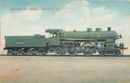 Bayrische Schnellzuglokomotive 1908 - Treinen