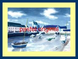 Pont Labbe - Pastels