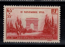 YV 403 N** Arc De Triomphe Cote 6,50 Euros - France