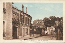 BUTRY  -  Rue  De  Parmain - Butry